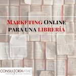 Marketing Online para una librería.