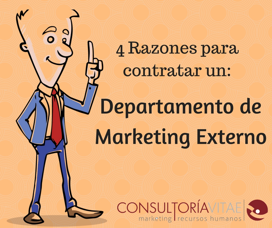 Externalizar Departamento de Marketing Externo
